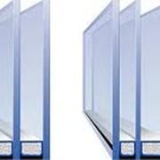 Трехслойные стеклопакеты фото