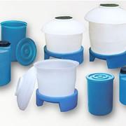 Пластиковые баки для систем водоподготовки фото