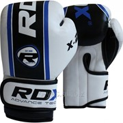 Детские боксерские перчатки RDX White фото