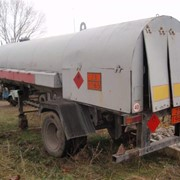 Цистерна для перевозки пропан-бутана объемом 12,5 куб. м. ППЦЗ фото