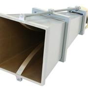Антенна измерительная рупорная, широкополосная П6-124 фото