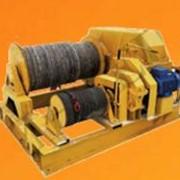 Лебедка электрическая ЛЭМ-10 фото