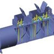 Резервуары стальные многосекционные