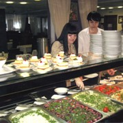 Доставка обедов в офис. фото