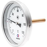 Термометр осевой биметаллический фото