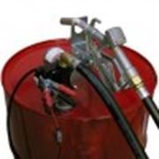 Бочковой насос для заправки и перекачки дизельного топлива PTP 24В, 40 л/мин фото