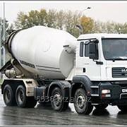 Доставка бетона по городу Алматы и Алматинской области фото