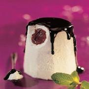 Мороженое Semifreddo menta bianca e cioccolato фото