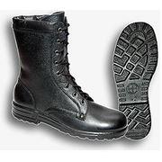 Ботинки с высокими берцами типа «ОМОН»