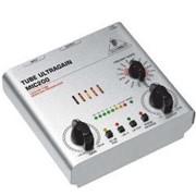 Ламповый микрофонно-линейный предусилитель Behringer MIC 200 TUBE ULTRAGAIN