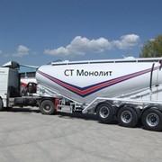 Доставка бетона, перевозка цемента и нерудных материалов