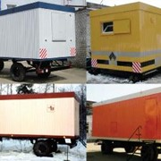 Блок-контейнеры передвижные фото