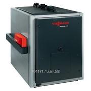 Котел Vitoplex 300 SX3A 90 кВт с системой управления Vitotronic 300 GW2B без горелки SX3A501 фото