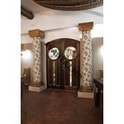 Двери Классические массив, арт. 12 фото