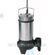 Погружной насос для отвода сточных вод Wilo Drain STS 40
