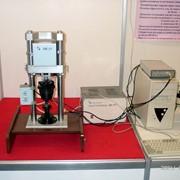 Лабораторная установка для анализа свойств материалов МВ01м фото
