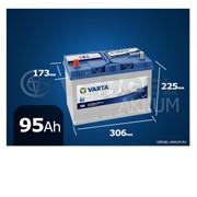 Батарея Varta Blue Dynamic 95Ah G8 прямая полярность фото