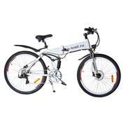 Складной велосипед с электромотором Hummer фото