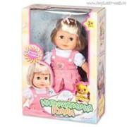 Кукла интерактивная BBFun (35 см, ведет диалог, поет песенки, моргает, вертит головой) фото