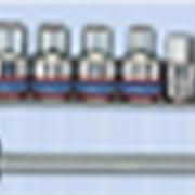 Комплект торцевых головок 1/2 7112PR фото