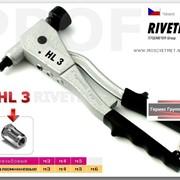Заклепочник ручной для резьбовых заклепок RIVETEC HL 3 фото