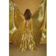 Крылья для восточных танцев живота фото