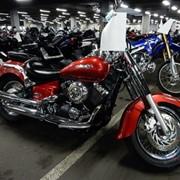 Мотоцикл чоппер No. K5618 Yamaha DRAGSTAR 400 CLASSIC фото