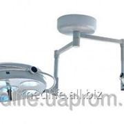 Светильник операционный L2000 6+3-II девятирефлекторный потолочный два блока, 6+3 фото