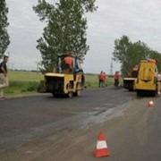 Строительство автострад, дорог фото