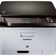 Принтер Samsung SL-C460W цветной A4 фото