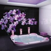 Изготовление фотоплитки из стекла в ванную фото