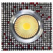 Светодиоды точечные LED QZHX-01 SQUARE 3W 5000K фото