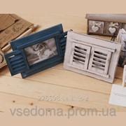 Фотоколлаж деревянный Жалюзи фото