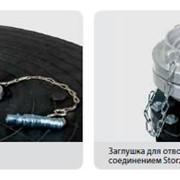 Заглушка FS для труб и с отводом жидкости RDK 30 / 60 FS арт 1482001000 фото