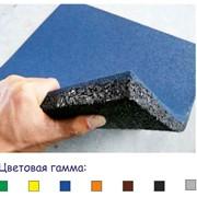 Резиновая плитка Eco Step фото