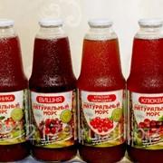 Контрактное производство соков и морсов под СТМ фото