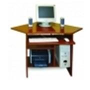 Угловой компьютерный стол КС00.01 фото