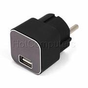 Сетевое зарядное устройство для телефона 2.1A, 5V, 11W PowerCube1, USB (TPA-HCPC1) фото