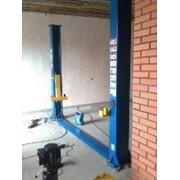 Монтаж автосервисного (гаражного) оборудования фото