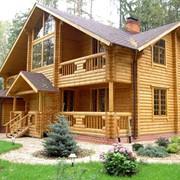 Монтаж деревянных конструкций фото