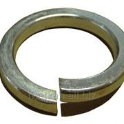 Шайба пружинная ГОСТ 6402-70 для крепежа с размером резьбы от М 6 до М 30Номинальный диаметр 8 фото