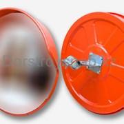 Зеркала безопасности дорожные, сферические 1200мм фото