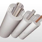 Полуцилиндр теплоизоляцуионный из пенополиуретана Стеклопластик РСТ диаметр 25 фото