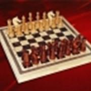Шахматы офисные фото
