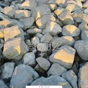 Камень булыжный,валуны,камень бутовый. фото