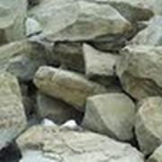 Бутовый камень от 150 до 500 мм фото