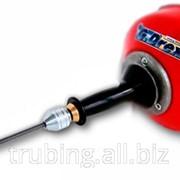 Ручное прочистное устройство с барабаном и спиралью 8мм x 7,5м, подходит для труб до 30мм. Drexl фото