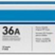 Картридж CB436A для HP LJ P1505/M1120n, 2000( black) фото