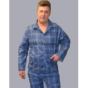 Пижама мужская бязь.