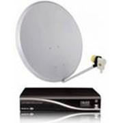 Ресивер Dreambox DM-800 HD PVR, Антенна 0,6 Svec, Конвертор, Комплект НТВ+ HD через мегалайн фото